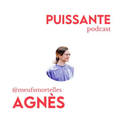 Agnès - @meufmortelles cover