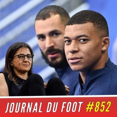 La vraie raison de la sortie de MESSI, Équipe de France et réunions secrètes: le clan MBAPPÉ répond! cover
