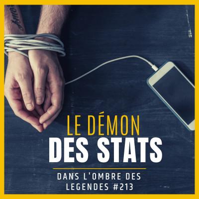 Dans l'ombre des légendes-213  Le démon des stats... cover