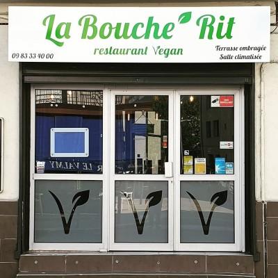 La Bouche'rit, un restaurant végétalien cover