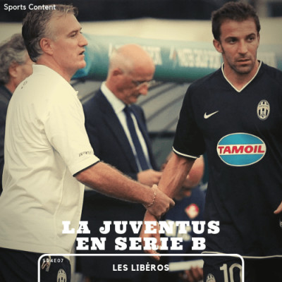 La Juventus en Serie B cover