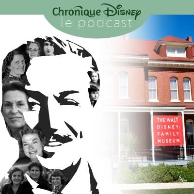 Épisode 15 - Les Femmes de la Famille Disney cover