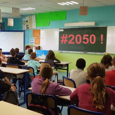 image #2050LePodcast - Ep24 - Les enfants et 2050 (Part.2)
