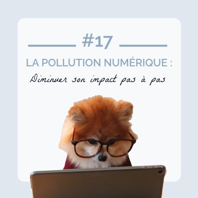 #17 - Pollution numérique : diminuer son impact pas à pas cover