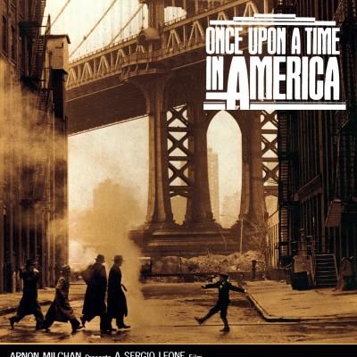 Journée Spéciale Ennio Morricone sur Cinémaradio : Il était une fois en Amérique cover